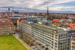 Busvermietung buchen mieten Leipzig Stadt